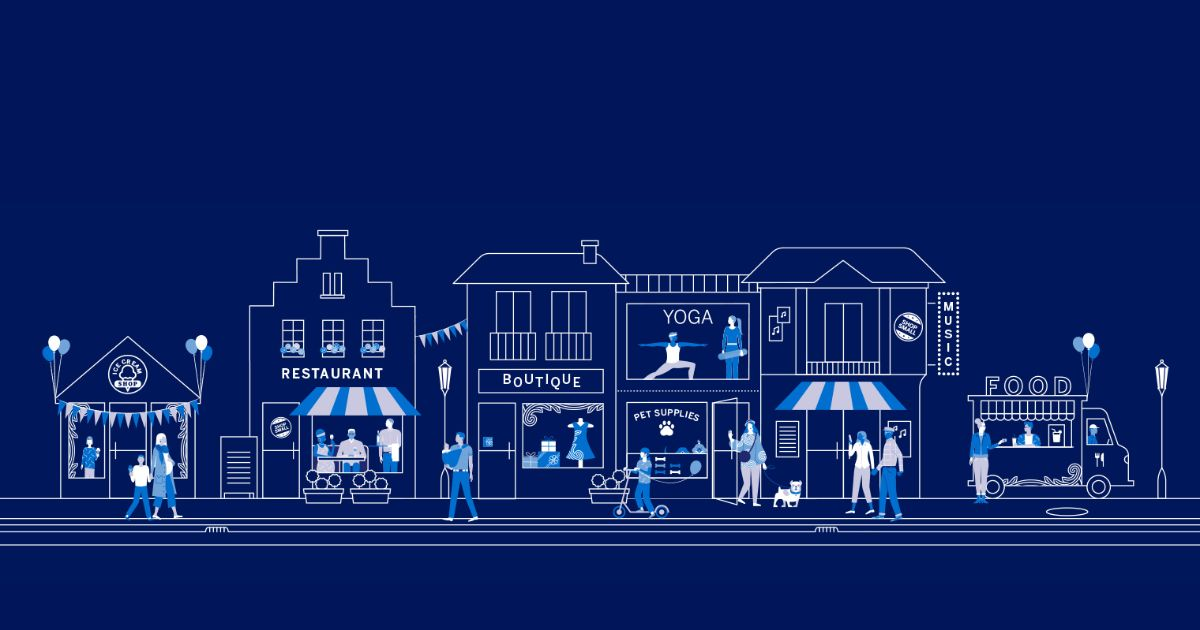 Shop Small American Express Selects